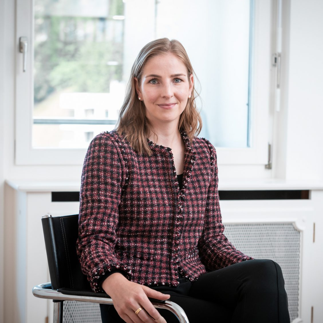 Leonie Höhener MLaw HSG